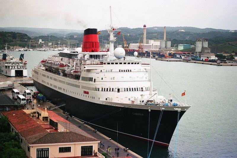 Cunard Line Ltd Essay